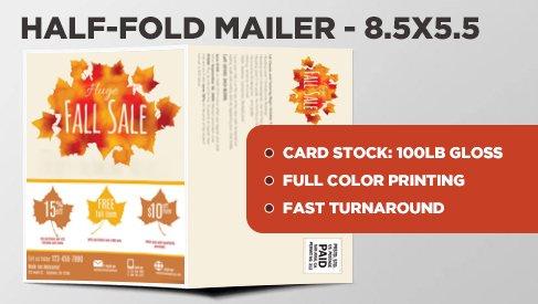 find a printing template printpapa85 x 11 double gate fold tri fold