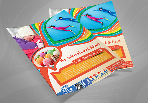 Flyer Creator - Flyers Printing In Calgary - Custom Flyers PrintPlus