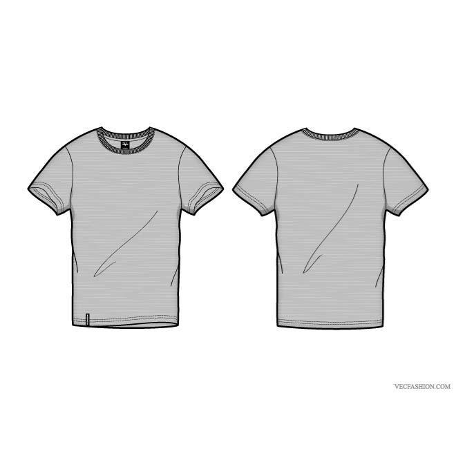 100 T-shirt templates for download that are bloody awesome - t shirt template