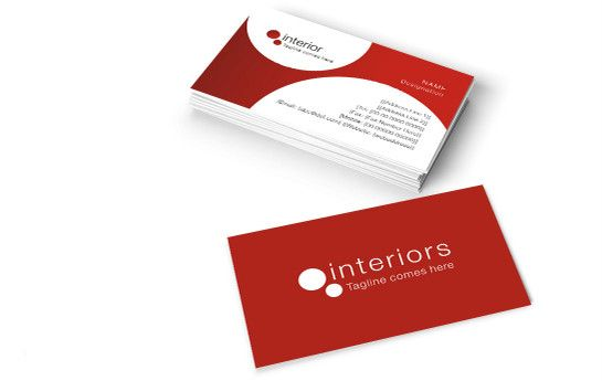 Print High Quality Custom Double Sided Business Cards at Best Price