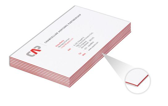 Print Super Thick Business Cards for Your Business