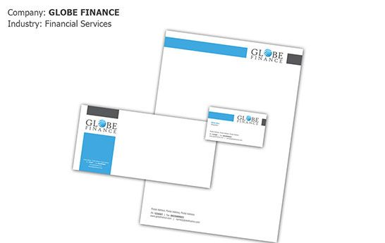 Creative Corporate Stationery Designing Services Online
