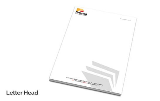 Letterhead Printing Online Create Letterheads With Free Designs