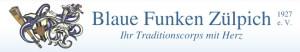 Logo Blaue Funken Zülpich