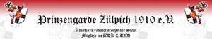 Logo der Prinzengarde Zülpich