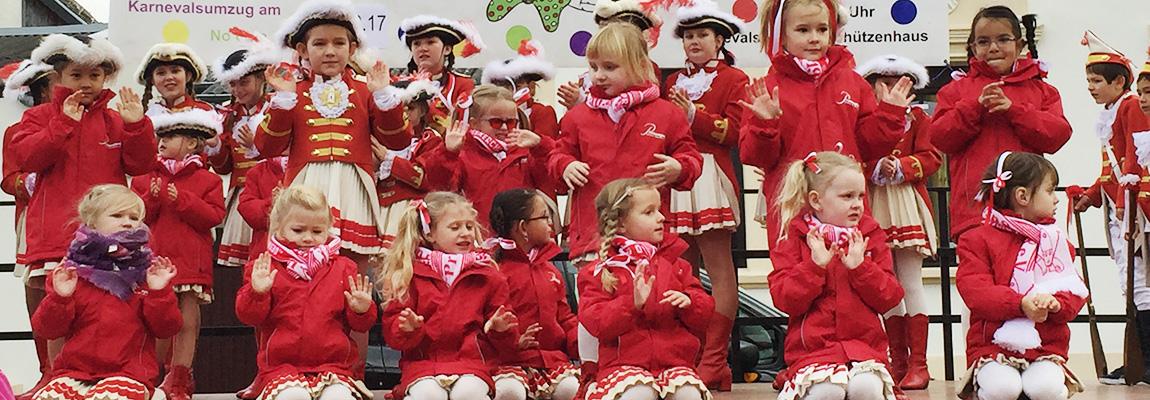 Karnevalseröffnung in Kuchem