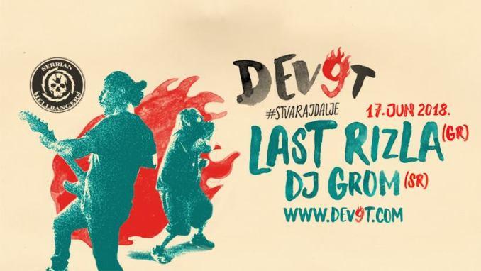 LAST RIZLA @ DEV9T festivalu