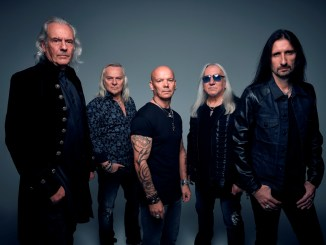 Uriah Heep Photo Richard Stow