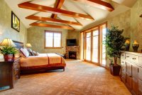 Adding Decorative Ceiling Beams | Review Home Co
