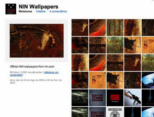 NIN Wallpaper
