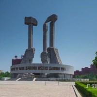 Enter Pyongyang - um time lapse em vídeo na Coréia do Norte