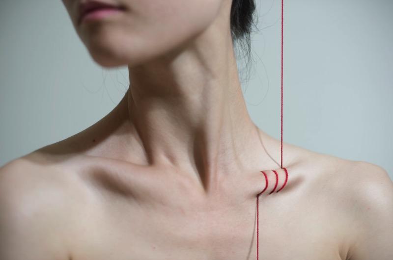 Yung Cheng Lin e o Corpo Feminino Alterado