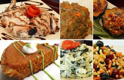 Healthy Thanksgiving Recipes and Menu - Pritikin Weight Loss Resort