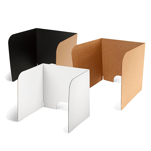 Privacy Desk Dividers Improve Student Focus Discourage Cheating