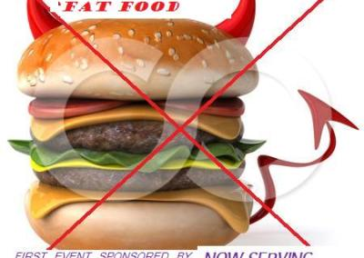 Fast Food NOT Fat Food, #7