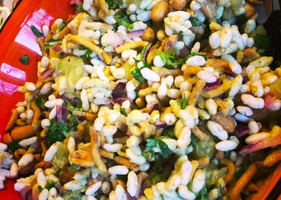 Bhel Puri – Simple Indian Snack