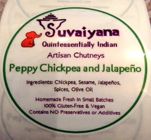 Peppy Chickpea and Jalapeno