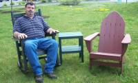 100% Maintenance-Free Outdoor Furniture Made 94% From ...
