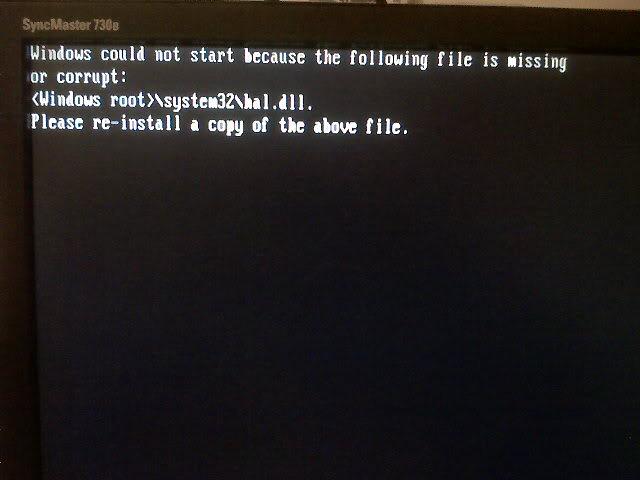 скачать бесплатно файл windows root system32 hal dll