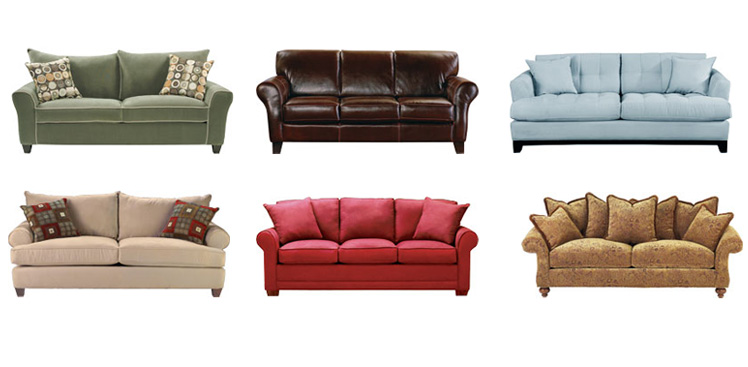 cheap leather sofas for sale online