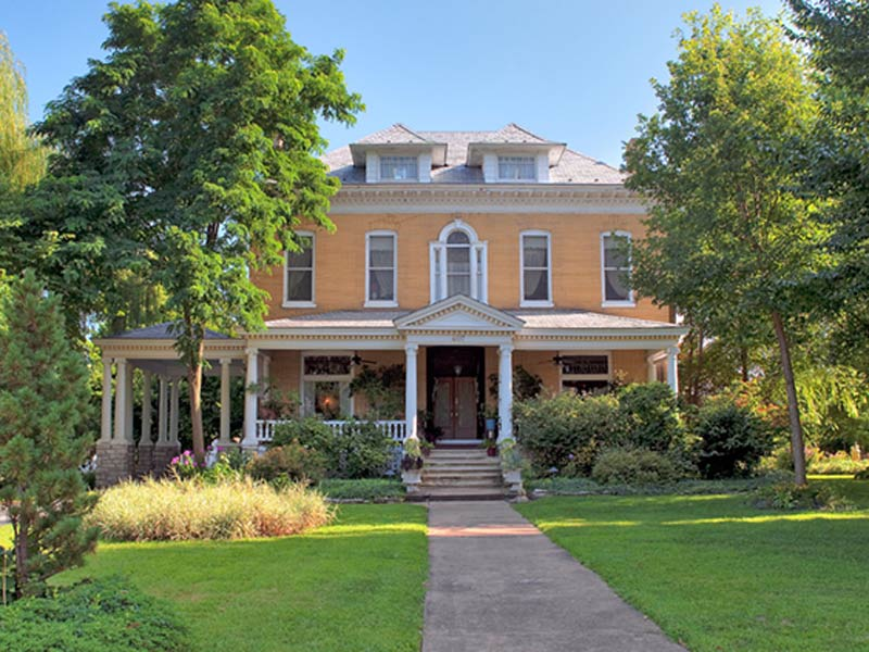 Beall Mansion Earns Tripadvisor Certificate Of Excellence