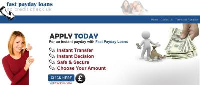 Easily Solve Your Financial Predicaments with Fast Payday Loans -- Fast Payday Loans No Credit ...
