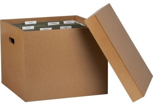 The Great Uses Of File Storage Boxes Packaging Supplies