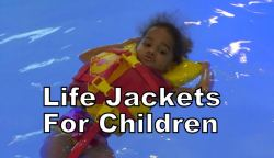 Small Of Baby Life Jacket