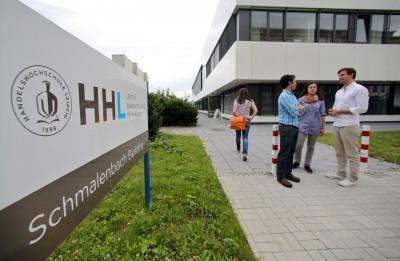 Studie: HHL erneut die Top Business School Deutschlands