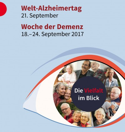Demenz. Die Vielfalt im Blick - Gemeinsame PM von DAlzG, DGGPP und Hirnliga zum Welt-Alzheimertag
