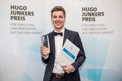 ENDSPURT FÜR HUGO-JUNKERS-PREIS 2017
