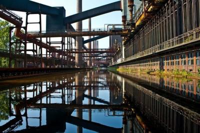 Die Energiewende vertreibt die Stahlindustrie