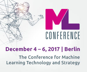 MLConference 2017 in Berlin