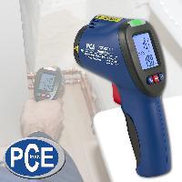 Dem Schimmel auf der Spur mit dem neuen Taupunkt Scanner PCE-DPT 1