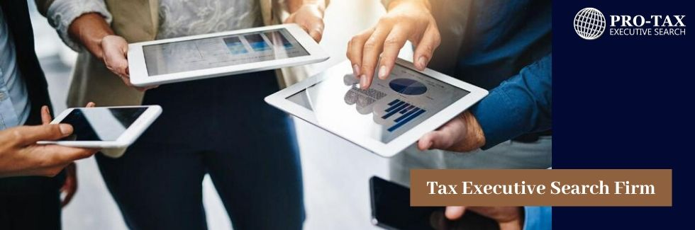 Tax Executive Search Firm