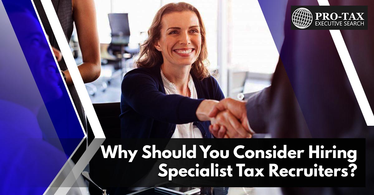 Tax Recruiting Agency
