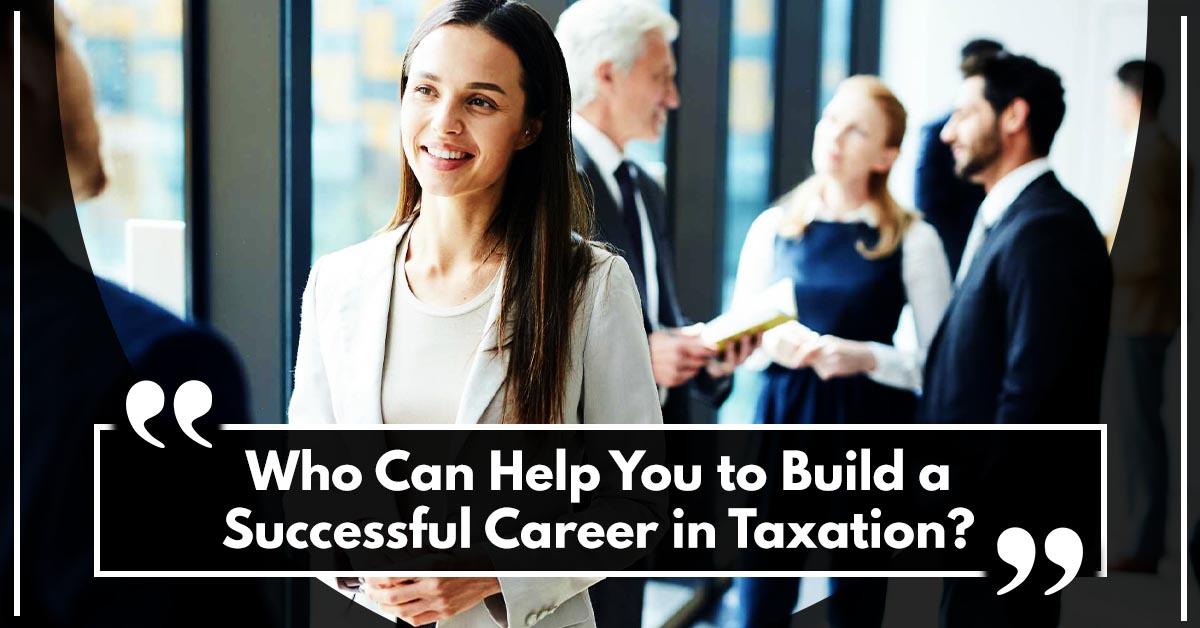 Tax Professional Career