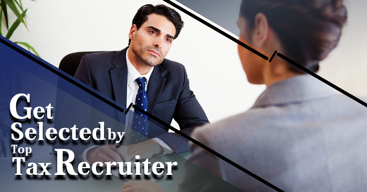 Tax Executive Recruiters