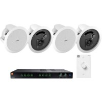 Small Office Sound System with 4 Bose FreeSpace DS 16F In ...