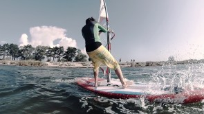Windsurfen Ruegen 02