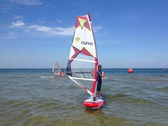 Windsurfen Insel Ruegen 02