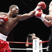 Jermain Taylor arrested for shooting incident in his home