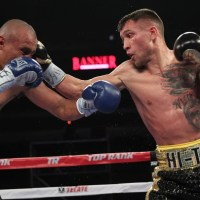 Vasyl Lomachenko was good, very good, but not quite good enough