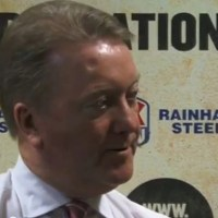 Frank Warren wins $88k in libel lawsuit