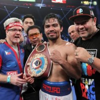 Manny Pacquiao & Chris Algieri press tour: From Macau & Shangai to LA, Vegas, San Fran & NYC