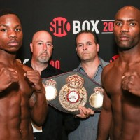Shobox 200 weigh-in results & photos: Douglas vs. Soro, Odom vs. Quinonez & more