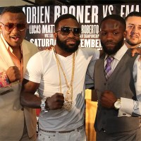 Video: Adrien Broner vs. Emanuel Taylor preview