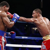 Kell Brook would be a major problem for Manny Pacquiao