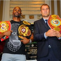 Watch: Bernard Hopkins vs. Sergey Kovalev video preview