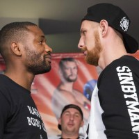 Photos & quotes: Fonfara-Ngumbu, Fortuna-Cotto, Kameda-Hernandez presser